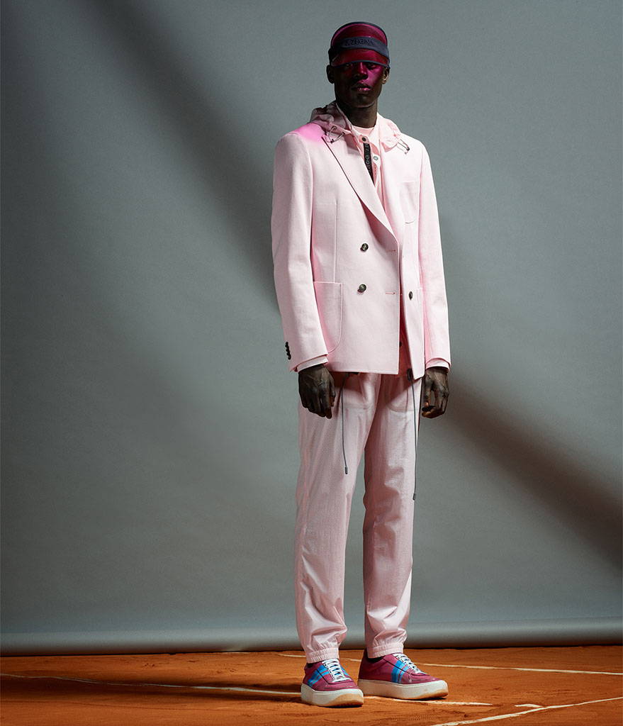 Zegna's Spring/Summer 2019 collection