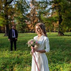Huwelijksfotograaf Katerina Platonova (sescar). Foto van 09.11.2018