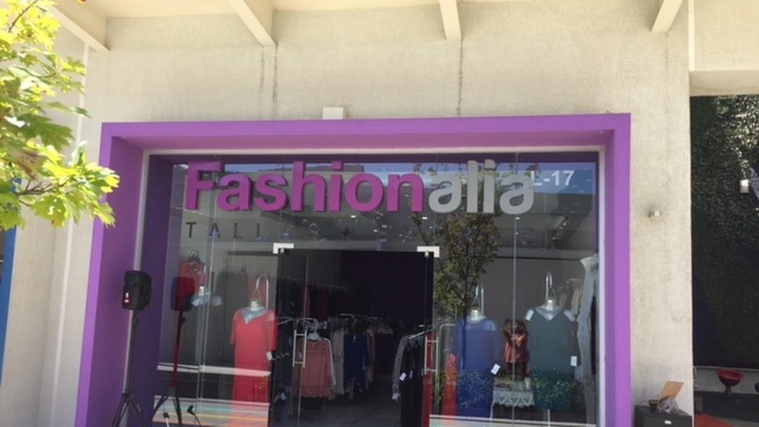 Fashionalia Tallas Extras Plaza Hilvana Queretaro Tienda