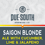 Due South Saigon Blonde