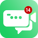Face TO Face Video Calling & Chat icon