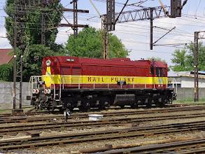 Photo: TEM2-249 (Rail Polska) {Toruń Wschodni; 2015-07-19}