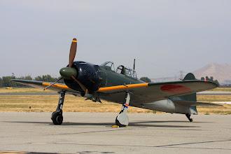 Photo: Mitsubishi A6M-5 Zero