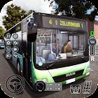 Euro Bus Sim 3D 2019 icon