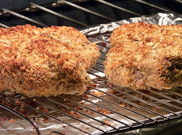 Donna's Low-fat Oven Baked Pork Chops Recipe