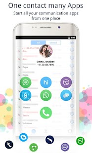 Caller Screen Dialer Caller ID - náhled