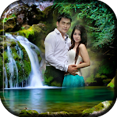 Waterfall Collage Photo Editor