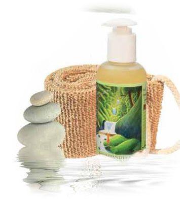 Lemongrass shower kit
