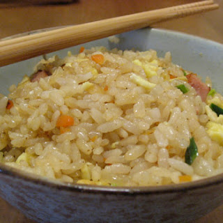 Japanese Fried Rice.