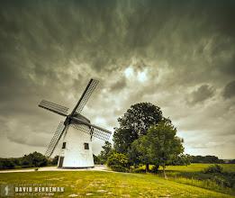 "Photo: ""Gustot"" windmill, Belgium"