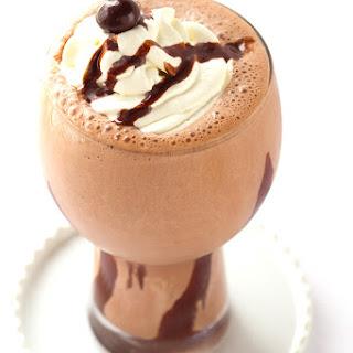 Mocha Milkshake.