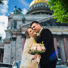 Wedding photographer Dmitriy Iskusov (Mitya). Photo of 04.11.2017