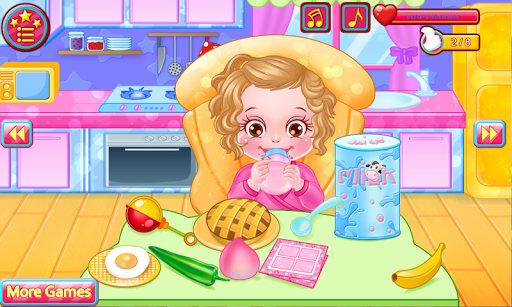Baby Caring Games with Anna ss1