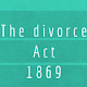 THE DIVORCE ACT,1869