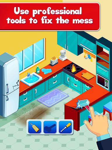 Fix It - Repair and Renovate Your Dream Home android2mod screenshots 9