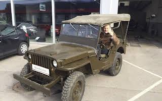 Willys Jeep Rent Niederösterreich