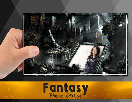 玩免費攝影APP|下載ファンタジーフォトエディタ app不用錢|硬是要APP