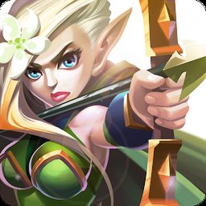 Download Magic Rush: Heroes v1.1.42 APK Full - Jogos Android