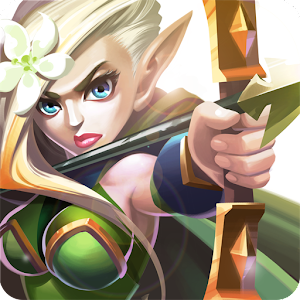 Gratis Strategie Role Playing Game! Strijd met Warriors, boogschutters, Snipers en amp; meer! APK Icon