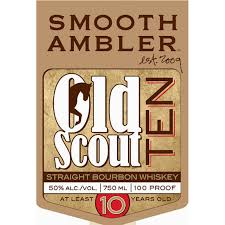 Logo for Smooth Ambler Old Scout 10 Year
