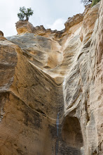Photo: End of Rim Canyon; PEEC Slot canyons hike with Doug Scott