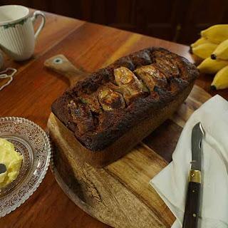Miguel's Banana Bread.