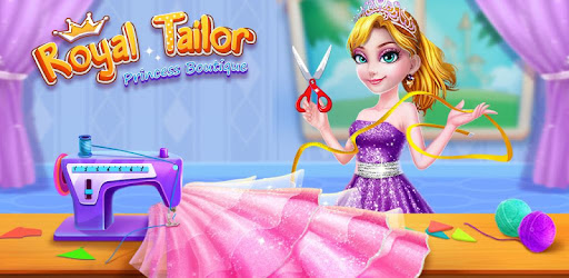 Princess Tailor Shop - Kids Clothes Maker for PC