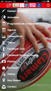 Clamart Rugby  92- screenshot thumbnail