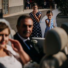 Wedding photographer Alberto Cosenza (AlbertoCosenza). Photo of 04.10.2019