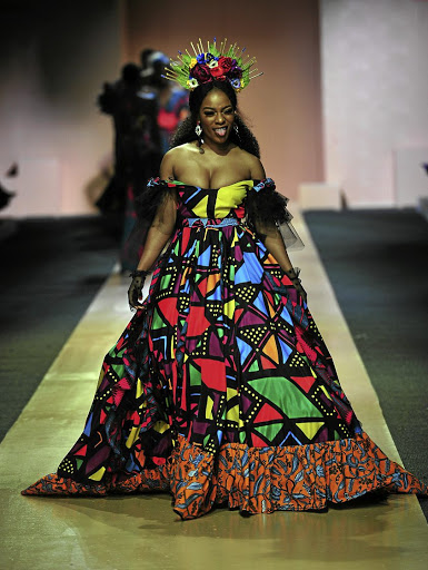 a57dc1b4f8ca Joburg Fashion Week a hit with Asian fusion