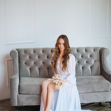Wedding photographer Lena Drobyshevskaya (lenadrobik). Photo of 30.04.2018