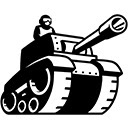 Tank Trouble 2 Unblocked Icon