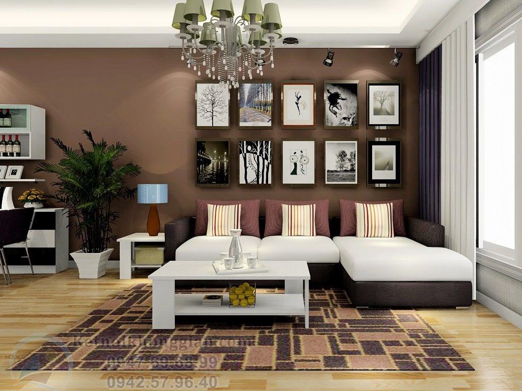 thiết kế nội thất chung cư 62m2