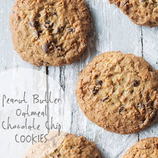 Peanut Butter Oatmeal Chocolate Chip Cookie.