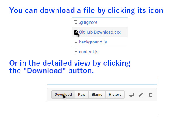 GitHub Downloader