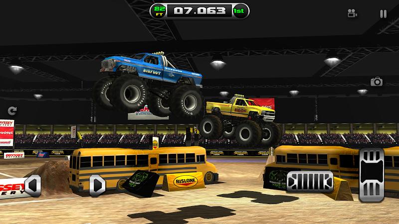 Free Download Monster Truck Destruction™ Cheat APK MOD