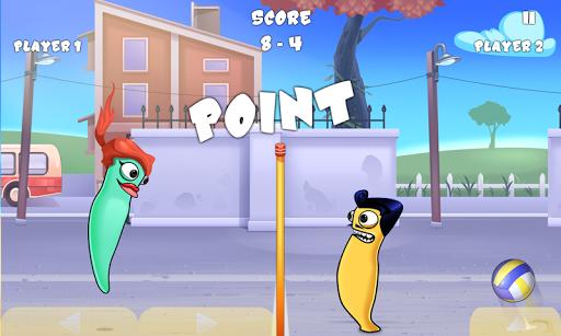 無料体育竞技AppのVolleyball Hangout|記事Game