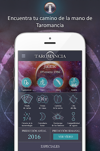 Taromancia - screenshot