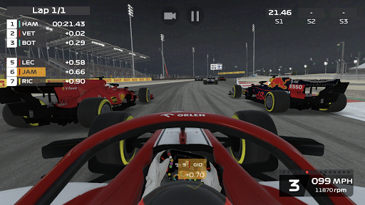 F1 Mobile Racing 2.2.2 Mod Screenshots 3