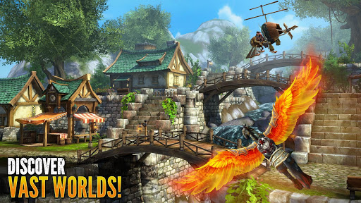 Order & Chaos 2: 3D MMO RPG screenshot 11