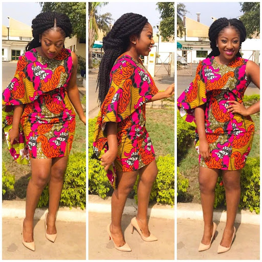 African styles - African dress design for PC