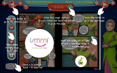 Erti Al-Fatihah UMMI Ep 01 HD screenshot 3