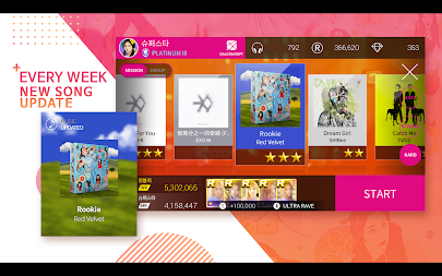 SuperStar SMTOWN APK screenshot thumbnail 7