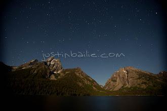 Photo: Scenic image of Jackson Lake in Grand Teton National Park, WY.