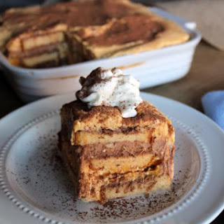 Chocolate-Pumpkin Tiramisu