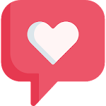 FLUKY CHAT - RANDOM CHAT, MEET , & LOVE - NO ADS 1.0