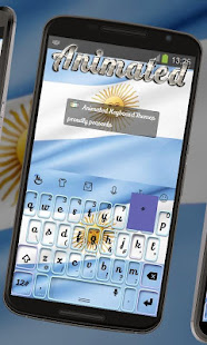 Download Argentina Keyboard Animated Free