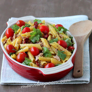 Gluten-Free Tuna Pasta Salad Recipe