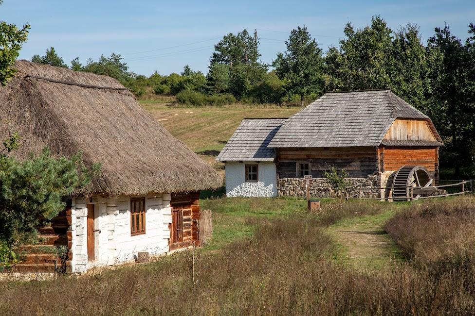 Skansen w Tokarni, Muzeum Wsi Kieleckiej