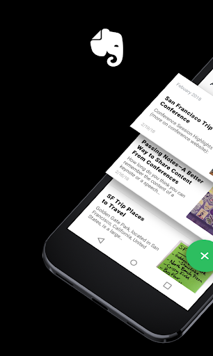 Evernote 8.12.2 screenshots 2
